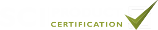 SCI Product Certification